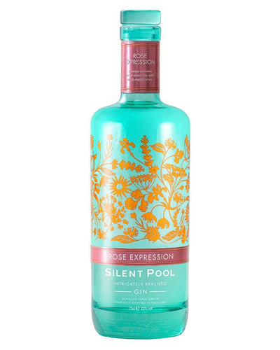 Image: Silent Pool Rose Expression Gin, 70 cl