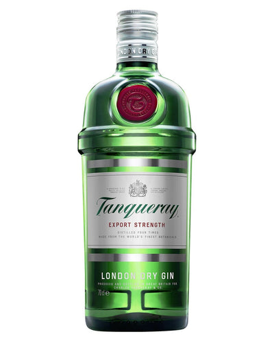 Image: Tanqueray Export Strength 43.1% London Dry Gin, 70 cl