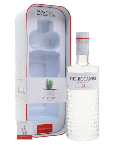 Image: The Botanist Gin Herb Planter Gift Pack, 70 cl