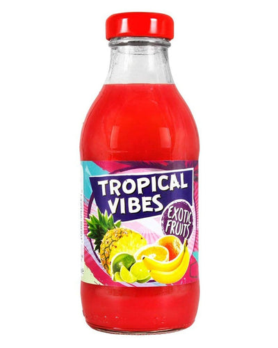Image: Tropical Vibes Exotic Fruits Drink Multipack, 15 x 300 ml