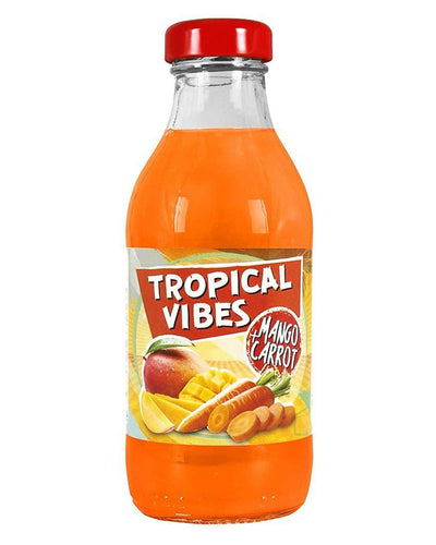 Image: Tropical Vibes Mango Carrot Drink Multipack, 15 x 300 ml