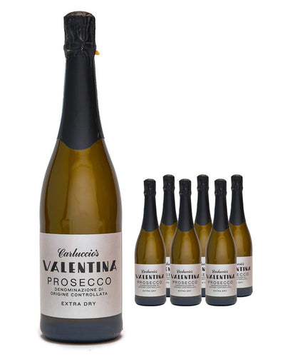 Image: Valentina DOC Prosecco Extra Dry Case, 6x 75 cl