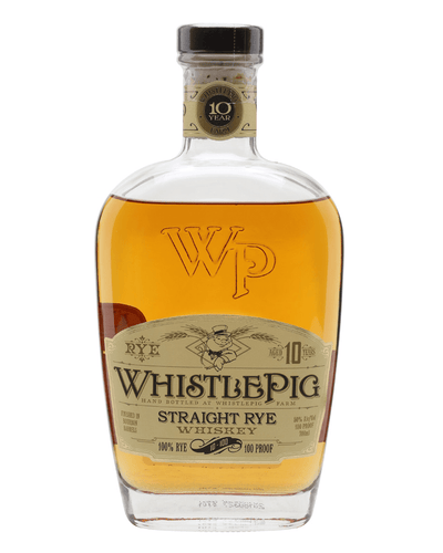 Image: WhistlePig Straight Rye 10 Year Old, 70 cl