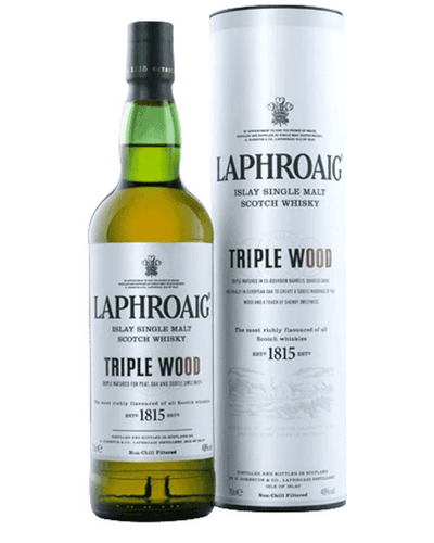 Image: Laphroaig Triple Wood 48%, 70 cl