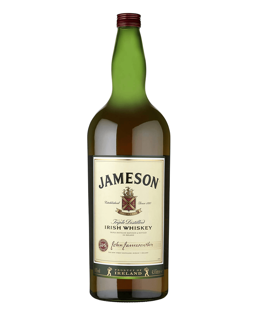 Jameson Irish Whiskey, 4.5 L