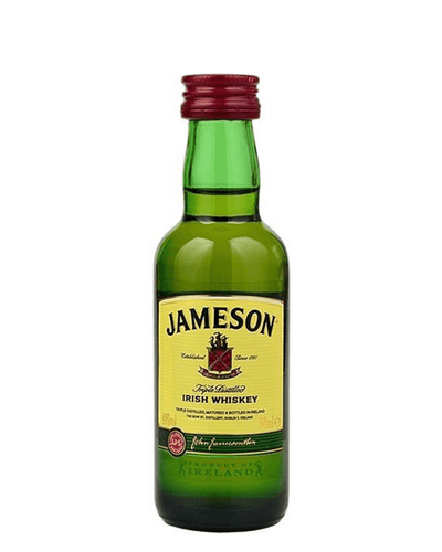 Image: Jameson Irish Whiskey Miniature, 5cl