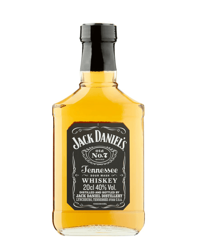 Image: Jack Daniel's Whiskey Small Bottle, 20 cl