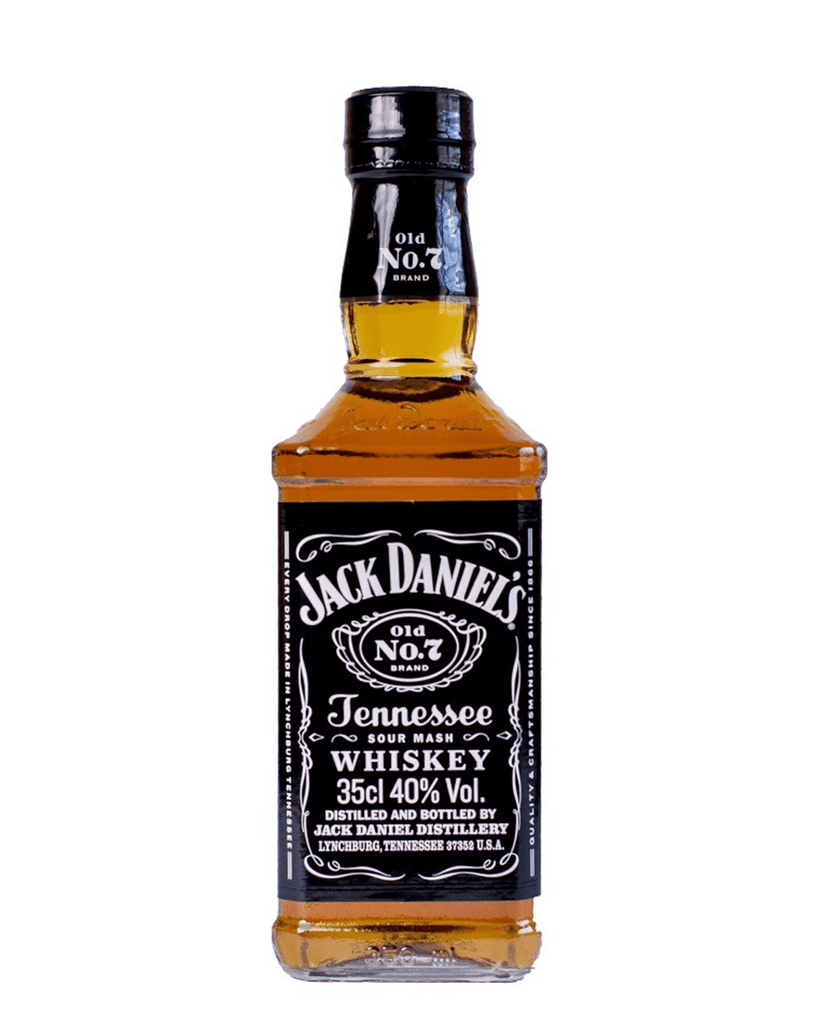 Jack Daniel's Whiskey Half Bottle, 35 cl