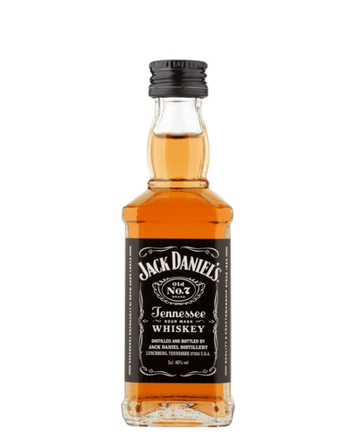 Image: Jack Daniel's Tennessee Whiskey Miniature, 5 cl