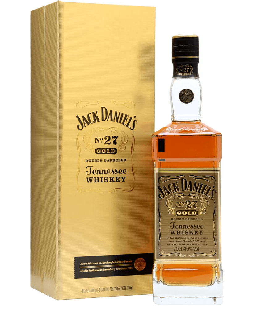 Jack Daniel's Gold No.27 Whiskey, 70 cl