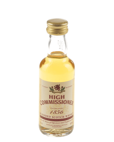 Image: High Commissioner Whisky Miniature, 5 cl