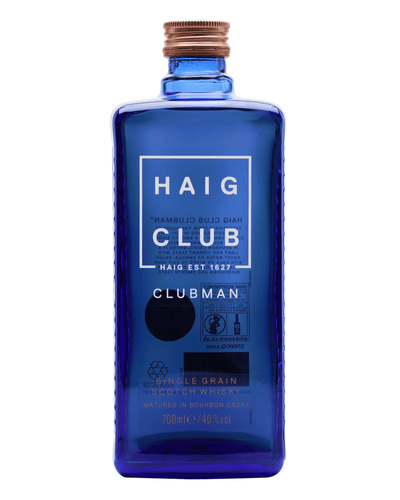 Image: Haig Clubman Whisky, 70 cl