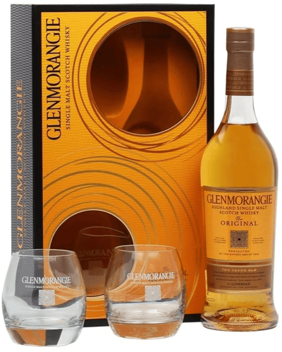 Image: Glenmorangie Original Glass Gift Set, 70 cl