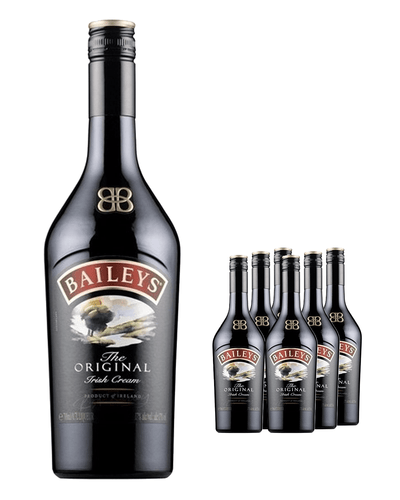 Image: Baileys Irish Cream Liqueur (Case of 6 x 70 cl Bottles)