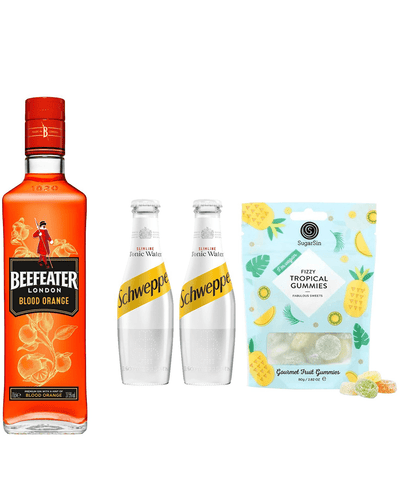 Image: Beefeater Blood Orange Gin Gift Set
