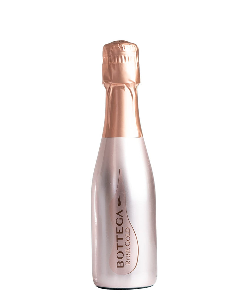 Bottega Rose Gold Spumante Sparkling Wine, 20cl