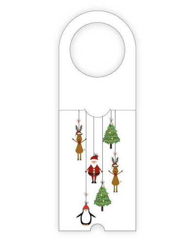 Image: Bottlenote Christmas Gift Tag