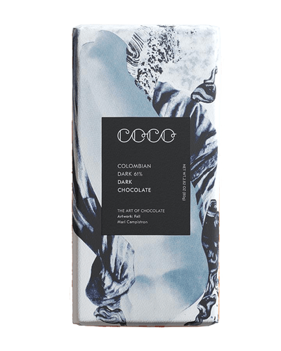 Image: COCO Colombian Dark Chocolate Bar, 80g