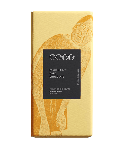 Image: COCO Passion Fruit Chocolate Bar, 80g