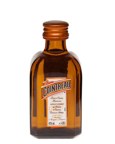 Image: Cointreau Orange Liqueur Miniature, 5 cl