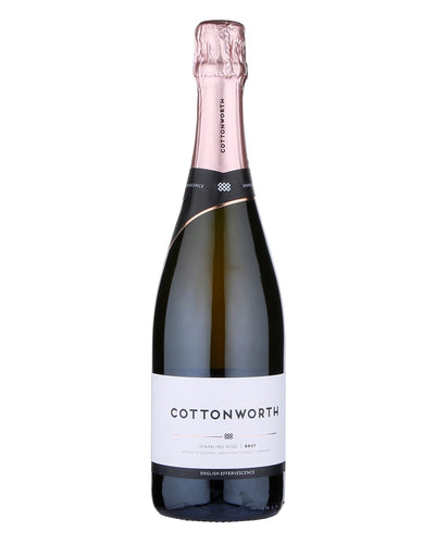 Image: Cottonworth Rose English Sparkling Wine, 75 cl