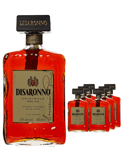 Image: Disaronno Amaretto (Case of 6 x 70 cl Bottles)