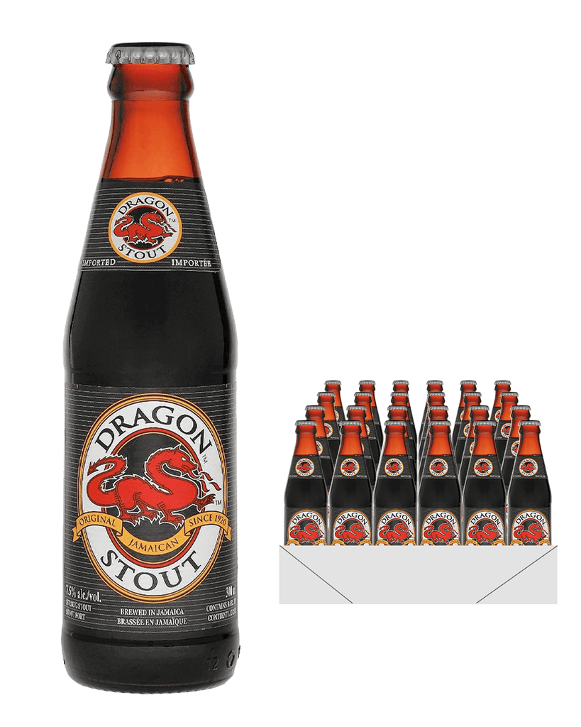 Dragon Stout, 24 x 284 ml Multipack