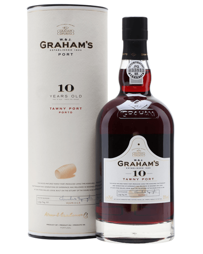 Image: Graham's 10 Year Old Tawny Port, 70 cl