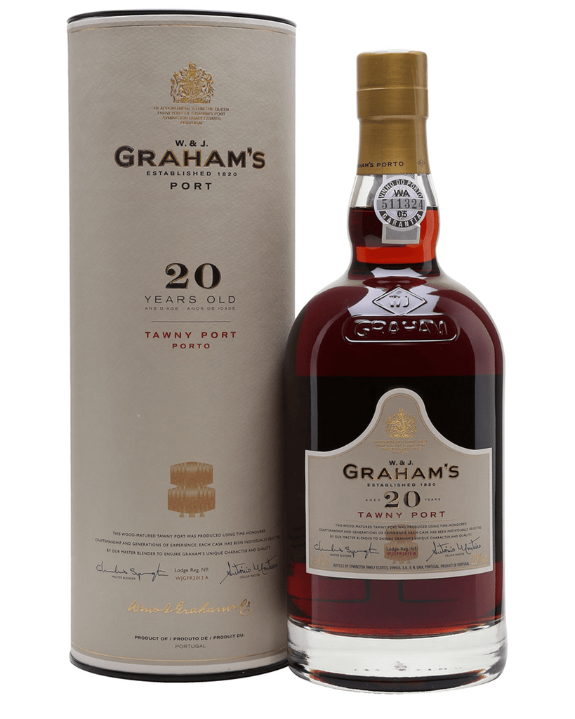 Graham's 20 Year Old Tawny Port, 70 cl
