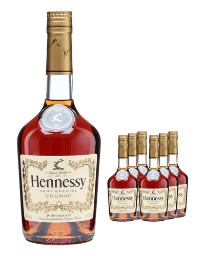 Image: Hennessy VS Cognac (Case of 6 x 70 cl Bottles)