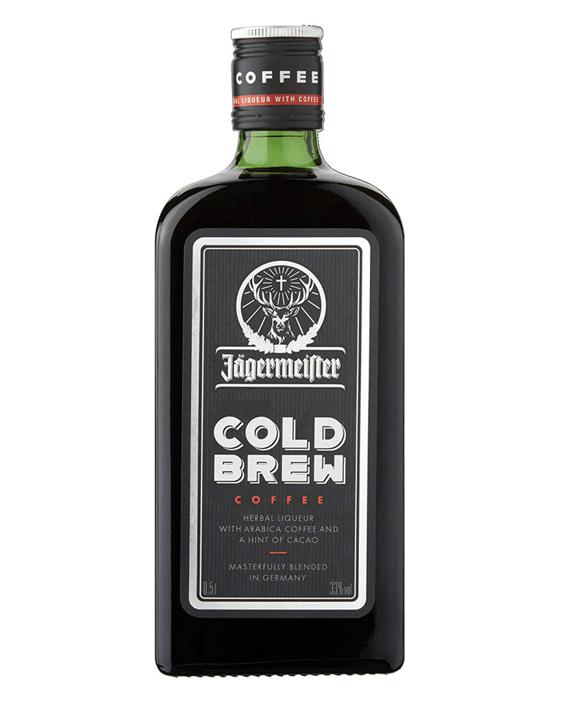 Jägermeister Cold Brew Coffee, 50 cl
