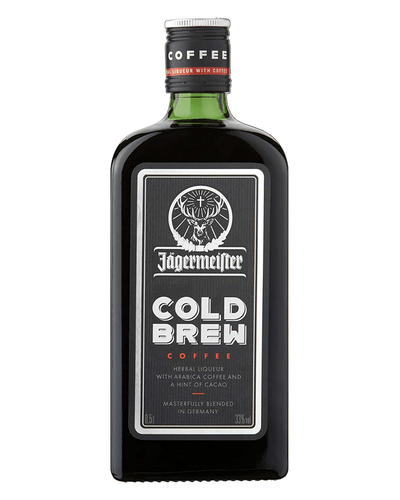 Shop Jägermeister Cold Brew Coffee, 50 cl at The Bottle Club