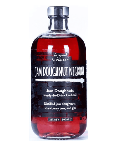 Image: Jam Doughnut Negroni Premixed Cocktail, 50 cl