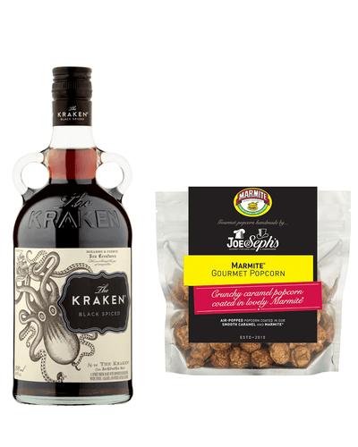 Image: Kraken Black Spiced Rum Gift Set