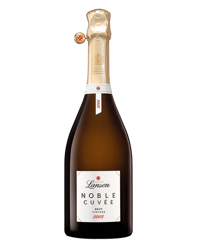 Image: Lanson Noble Cuvee 2002 Champagne, 75 cl