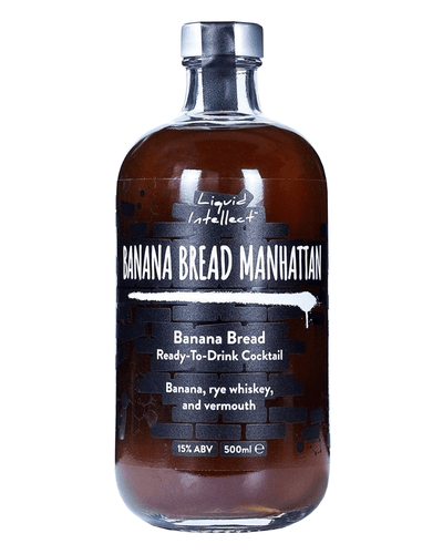 Image: Banana Bread Manhattan Premixed Cocktail, 50 cl