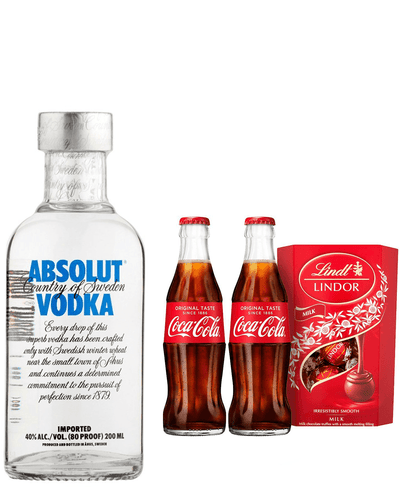 Image: The Little Absolut Gift Set