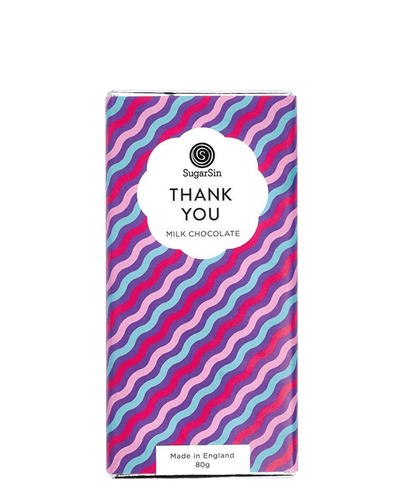 Image: Thank You Chocolate Bar