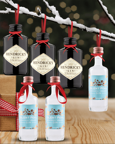 Image: PRE-ORDER Merry Baubles - Gin Lover's Miniature Set