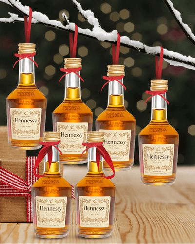 Image: Merry Baubles - Hennessy VS Cognac Miniature Set