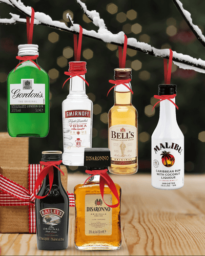 Image: Merry Baubles - Mixed Spirits Miniature Set