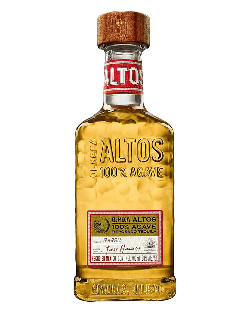 Olmeca Altos Reposado, 70 cl