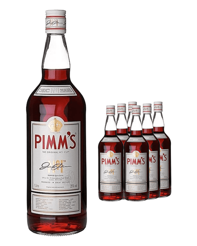 Image: Pimm's No.1 Gin Cup Liqueur (Case of 6 x 70 cl Bottles)
