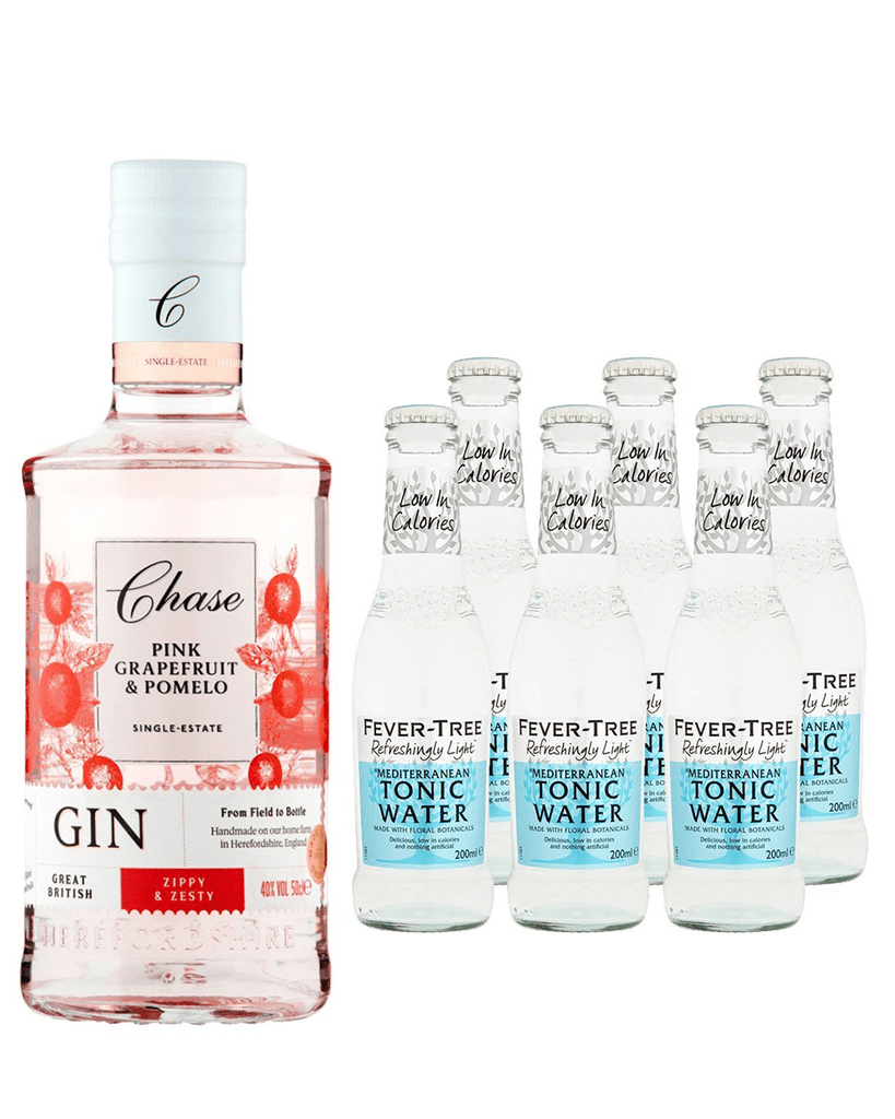 Pink Gin & Tonic Party Pack