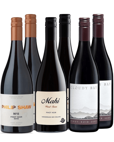 Image: The Pinot Noir Wine Case (6 x 75 cl)