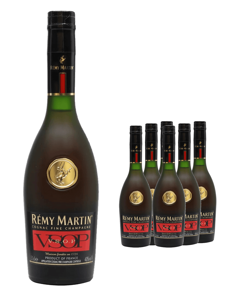 Remy Martin VSOP Cognac (Case of 6 x 70 cl Bottles)