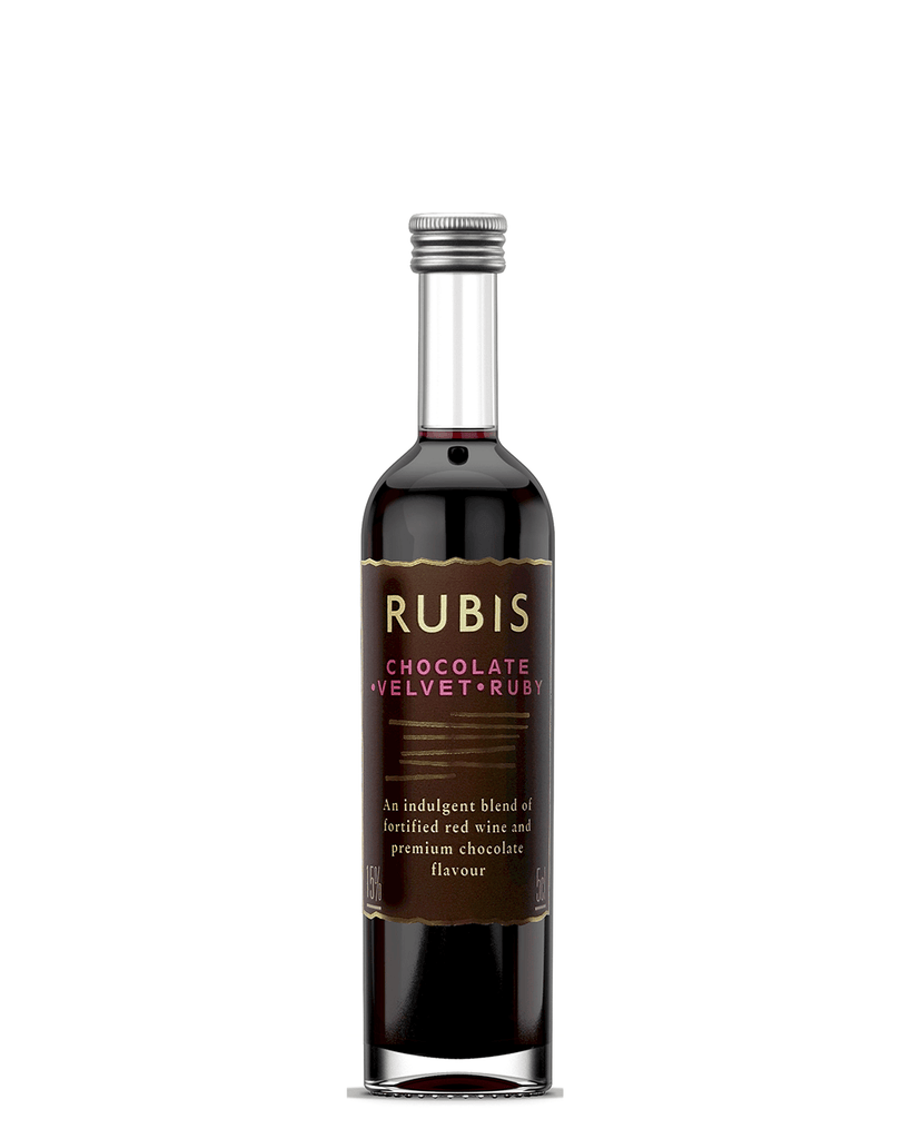 Rubis Chocolate Wine Miniature, 5cl