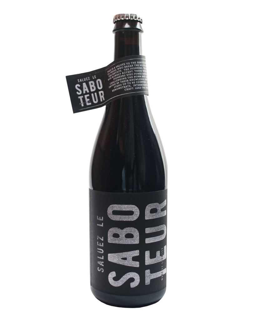 The Saboteur Red Blend, 75 cl