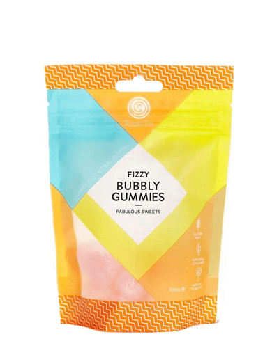 Image: Fizzy Bubbly Gummies, 100 g