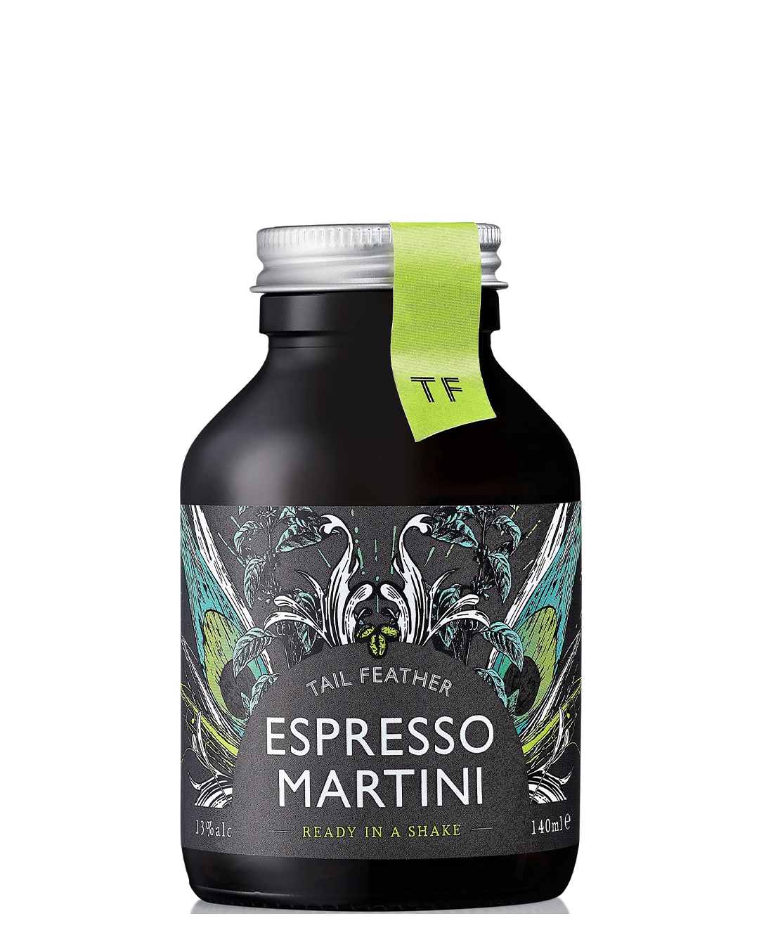 Tail Feather Espresso Martini, 140 ml